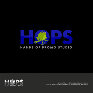 Hands On Logo Studio A Logo, Monogram, or Icon  Draft # 29 by mvillamin