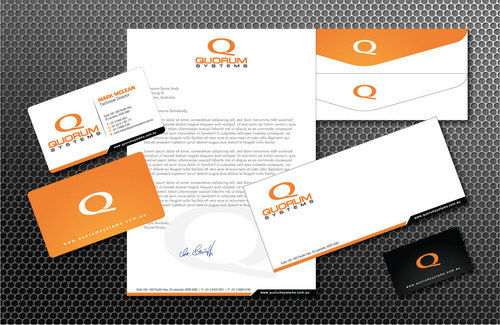 Business Cards and Letterheads