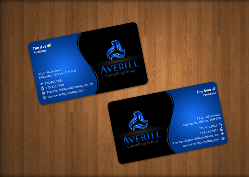 Make us STAND OUT! Business Cards and Stationery  Draft # 161 by einsanimation