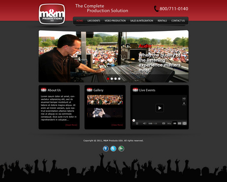 Event Production Company