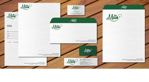 Need Letter Head, Small Envelop, A4 Envelop, Business Card