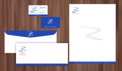 business card, letterhead, envelope, digital signature Business Cards and Stationery  Draft # 89 by Xpert