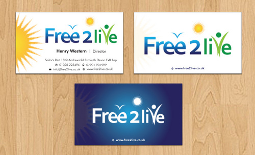 A Bespoke Supported Living Service Business Cards and Stationery  Draft # 36 by smartinfo