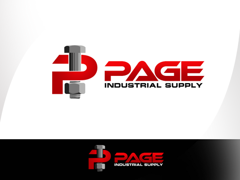 "Page Industrial Supply  -  ""P"" ""I"""