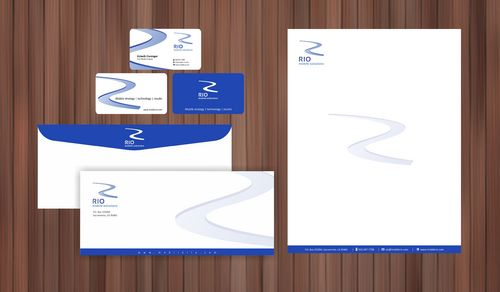 business card, letterhead, envelope, digital signature Business Cards and Stationery  Draft # 104 by Xpert