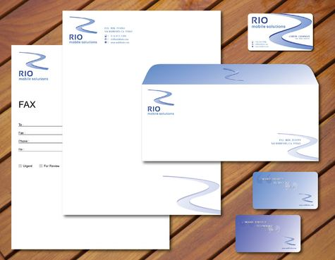 business card, letterhead, envelope, digital signature Business Cards and Stationery  Draft # 107 by smartinfo