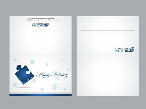 Greeting Card for clients & prospects