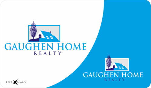Gaughen Home Realty A Logo, Monogram, or Icon  Draft # 926 by pixelgraphix