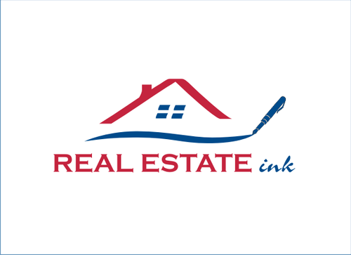 Real Estate Ink A Logo, Monogram, or Icon  Draft # 81 by GPdesign