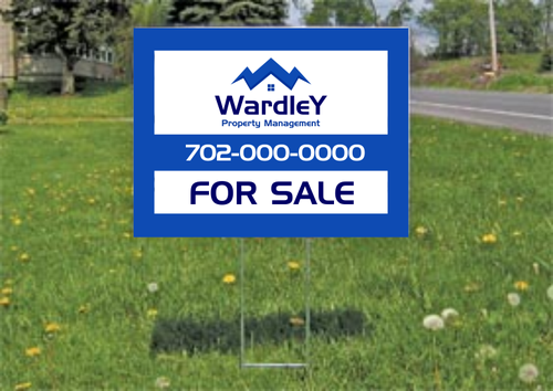 Wardley Property Management  A Logo, Monogram, or Icon  Draft # 64 by seedesign
