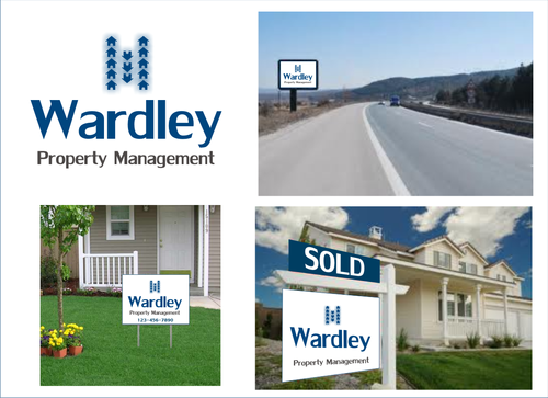 Wardley Property Management  A Logo, Monogram, or Icon  Draft # 65 by GPdesign