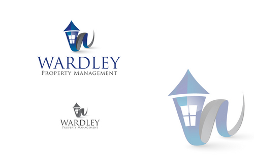 Wardley Property Management  A Logo, Monogram, or Icon  Draft # 96 by swabnu