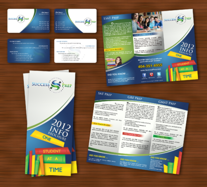 Brochure & Biz card