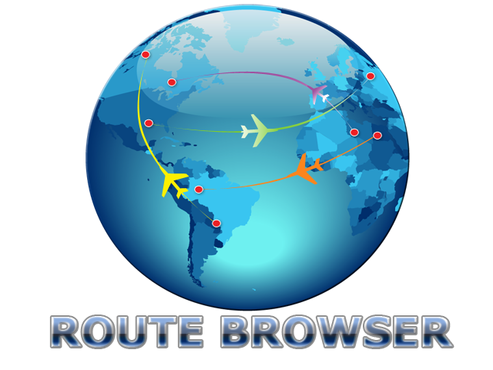 NC Software Route Browser