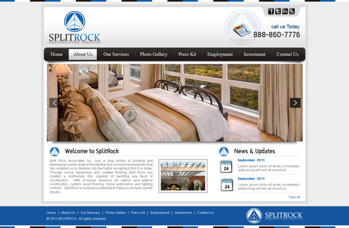 new website for splitrockassociates