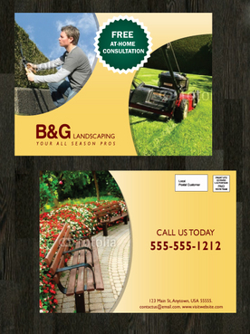 B&G Landscaping & Grand River Real Estate