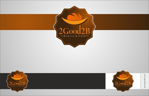 2Good2B Bakery and Cafe A Logo, Monogram, or Icon  Draft # 87 by martini