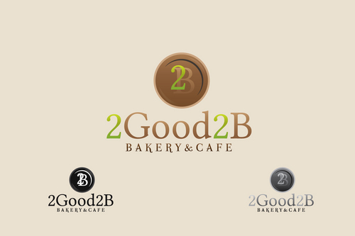 2Good2B Bakery and Cafe A Logo, Monogram, or Icon  Draft # 111 by JHDesign