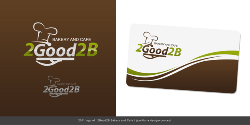 2Good2B Bakery and Cafe A Logo, Monogram, or Icon  Draft # 142 by BjAyDeSigN