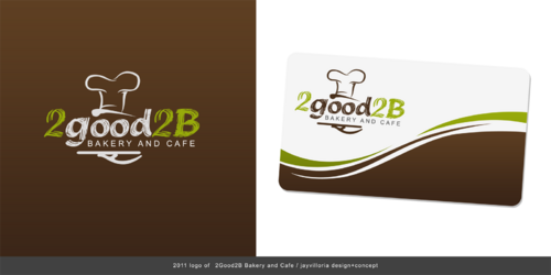2Good2B Bakery and Cafe A Logo, Monogram, or Icon  Draft # 147 by BjAyDeSigN