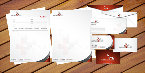 Business Cards, Stationnary and enveloppes Business Cards and Stationery  Draft # 31 by cArnn