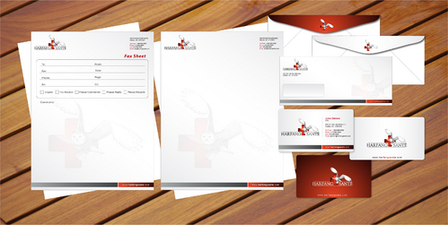 Business Cards, Stationnary and enveloppes Business Cards and Stationery  Draft # 35 by cArnn