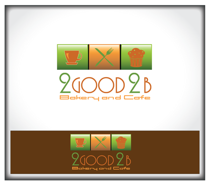 2Good2B Bakery and Cafe A Logo, Monogram, or Icon  Draft # 153 by drisos