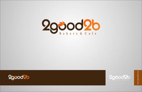 2Good2B Bakery and Cafe A Logo, Monogram, or Icon  Draft # 164 by martini