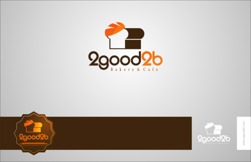 2Good2B Bakery and Cafe A Logo, Monogram, or Icon  Draft # 165 by martini