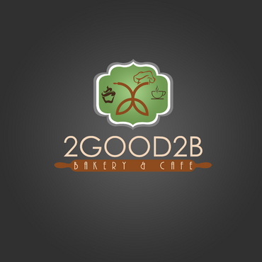 2Good2B Bakery and Cafe A Logo, Monogram, or Icon  Draft # 210 by umancreator
