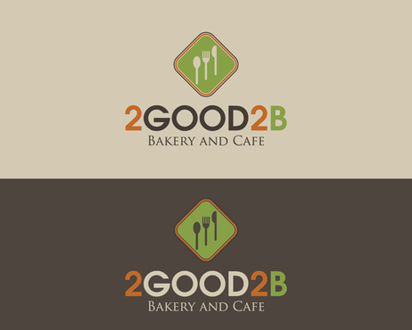 2Good2B Bakery and Cafe A Logo, Monogram, or Icon  Draft # 212 by InciseLogo