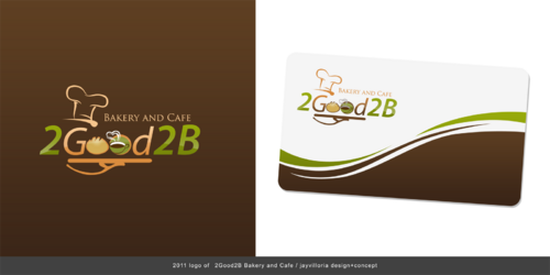 2Good2B Bakery and Cafe A Logo, Monogram, or Icon  Draft # 213 by BjAyDeSigN