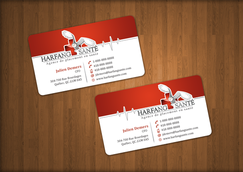 Business Cards, Stationnary and enveloppes Business Cards and Stationery  Draft # 112 by einsanimation