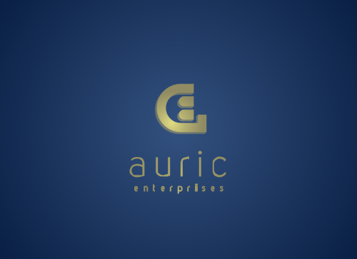 Auric Enterprises A Logo, Monogram, or Icon  Draft # 12 by lisa156