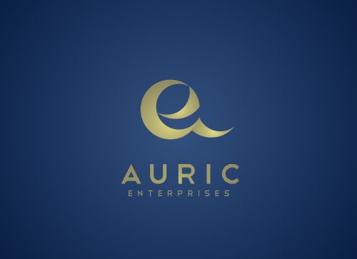 Auric Enterprises A Logo, Monogram, or Icon  Draft # 14 by lisa156