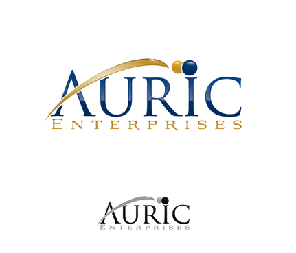 Auric Enterprises A Logo, Monogram, or Icon  Draft # 19 by neonlite