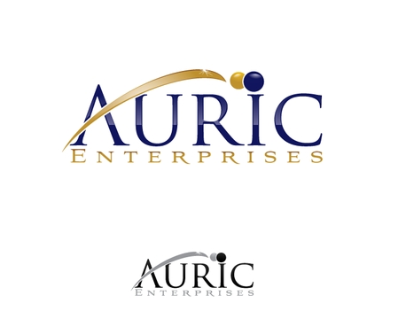 Auric Enterprises A Logo, Monogram, or Icon  Draft # 20 by neonlite