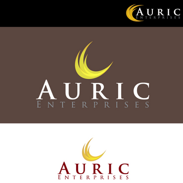 Auric Enterprises A Logo, Monogram, or Icon  Draft # 35 by shalvin