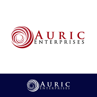 Auric Enterprises A Logo, Monogram, or Icon  Draft # 36 by shalvin
