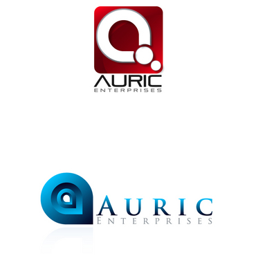Auric Enterprises A Logo, Monogram, or Icon  Draft # 37 by shalvin
