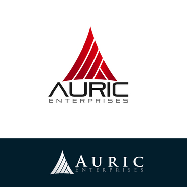 Auric Enterprises A Logo, Monogram, or Icon  Draft # 38 by shalvin