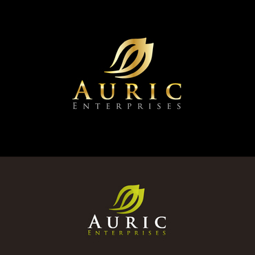 Auric Enterprises A Logo, Monogram, or Icon  Draft # 46 by shalvin