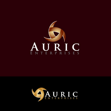 Auric Enterprises A Logo, Monogram, or Icon  Draft # 47 by shalvin