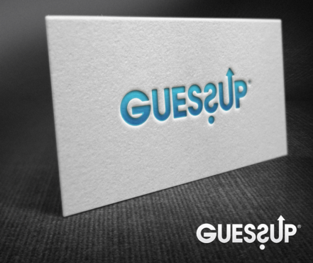 GuessUp A Logo, Monogram, or Icon  Draft # 40 by afreena7