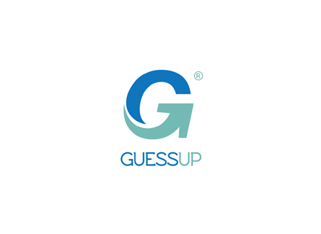 GuessUp A Logo, Monogram, or Icon  Draft # 48 by talmor