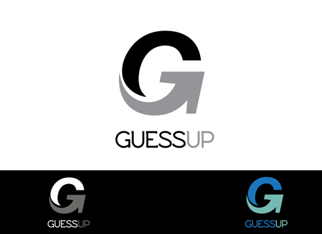 GuessUp A Logo, Monogram, or Icon  Draft # 82 by talmor
