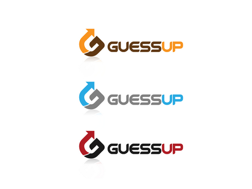 GuessUp A Logo, Monogram, or Icon  Draft # 88 by dani10