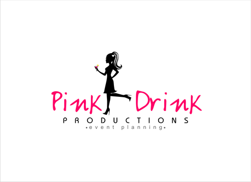 Pink Drink Productions  A Logo, Monogram, or Icon  Draft # 59 by gondezh