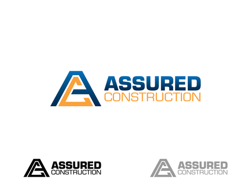 Assured Construction A Logo, Monogram, or Icon  Draft # 5 by monart