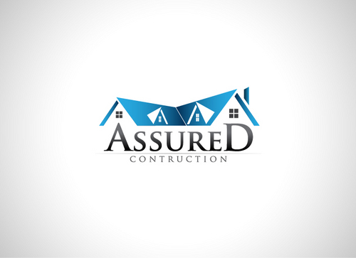 Assured Construction A Logo, Monogram, or Icon  Draft # 10 by willconcept
